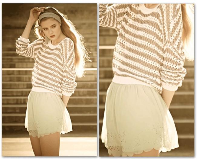 Combinaciones de ropa verano 2012 - Ropa interior combinaciones ...