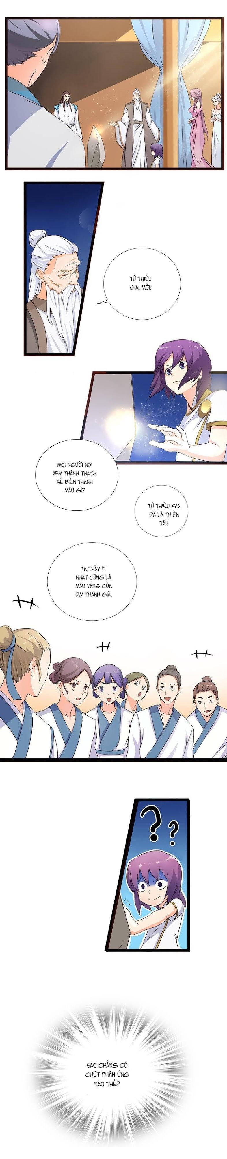 Hỗn Độn Kiếm Thần Chapter 2 - Hamtruyen.vn