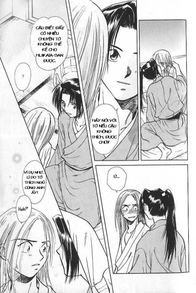 Soshite Haru No Tsuki chap 4 - Trang 36