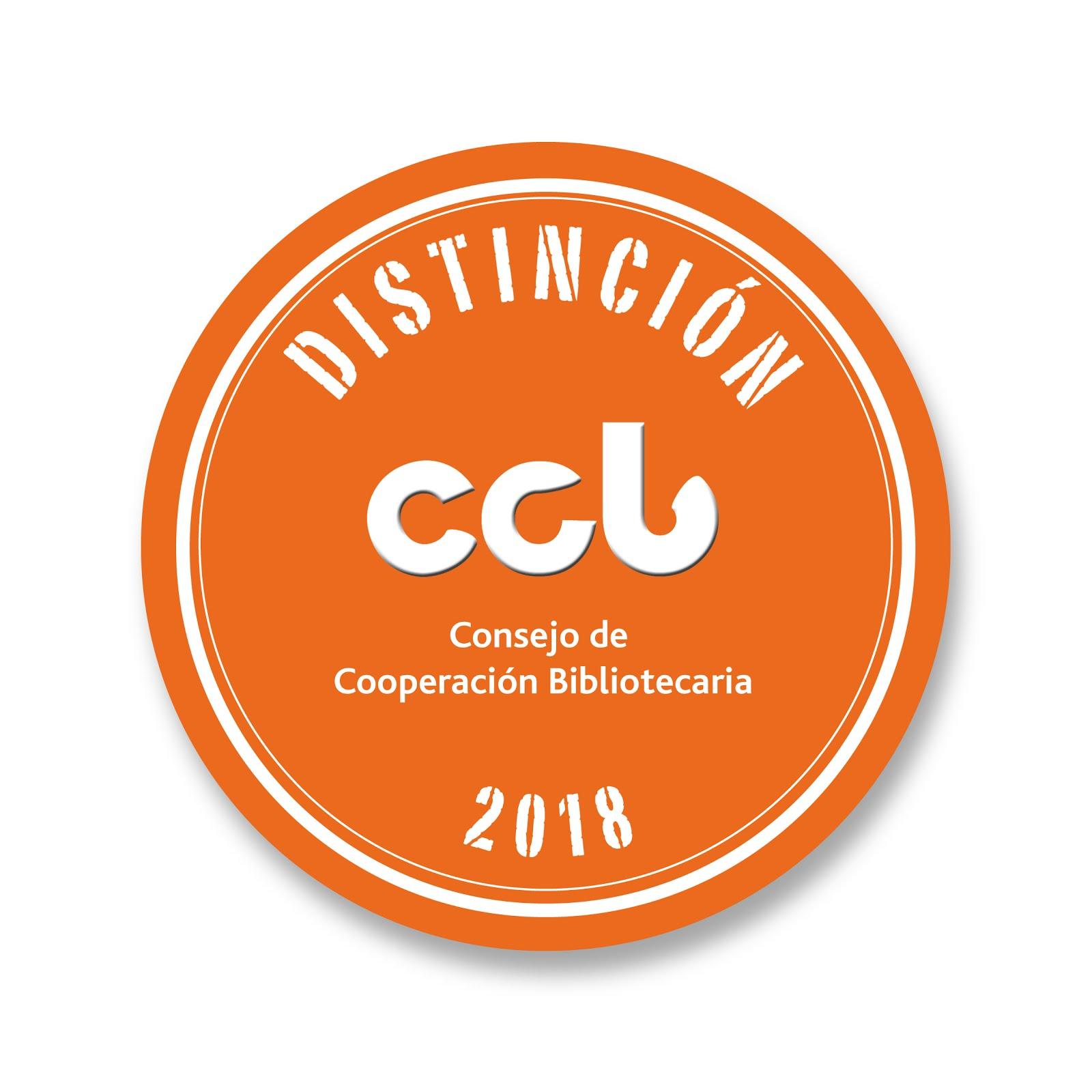 Distinción Sello CCB
