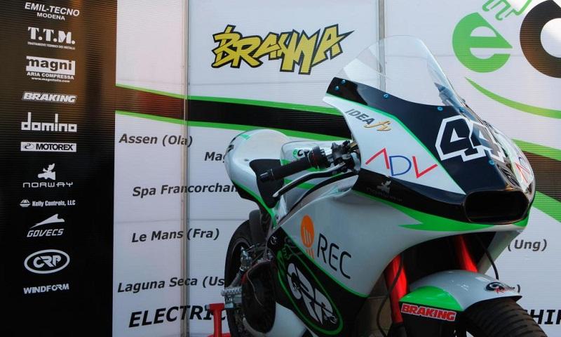 eCRP-1.4 Electric Motorsport