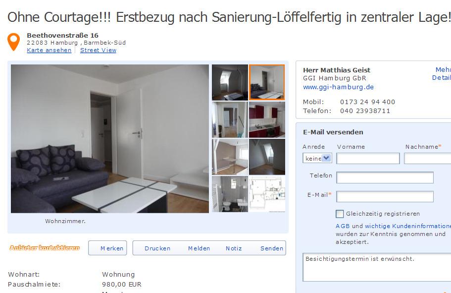 erstbezug nach sanierung l ffelfertig in zentraler lage kaltmiete 650 00 zzgl nebenkosten. Black Bedroom Furniture Sets. Home Design Ideas