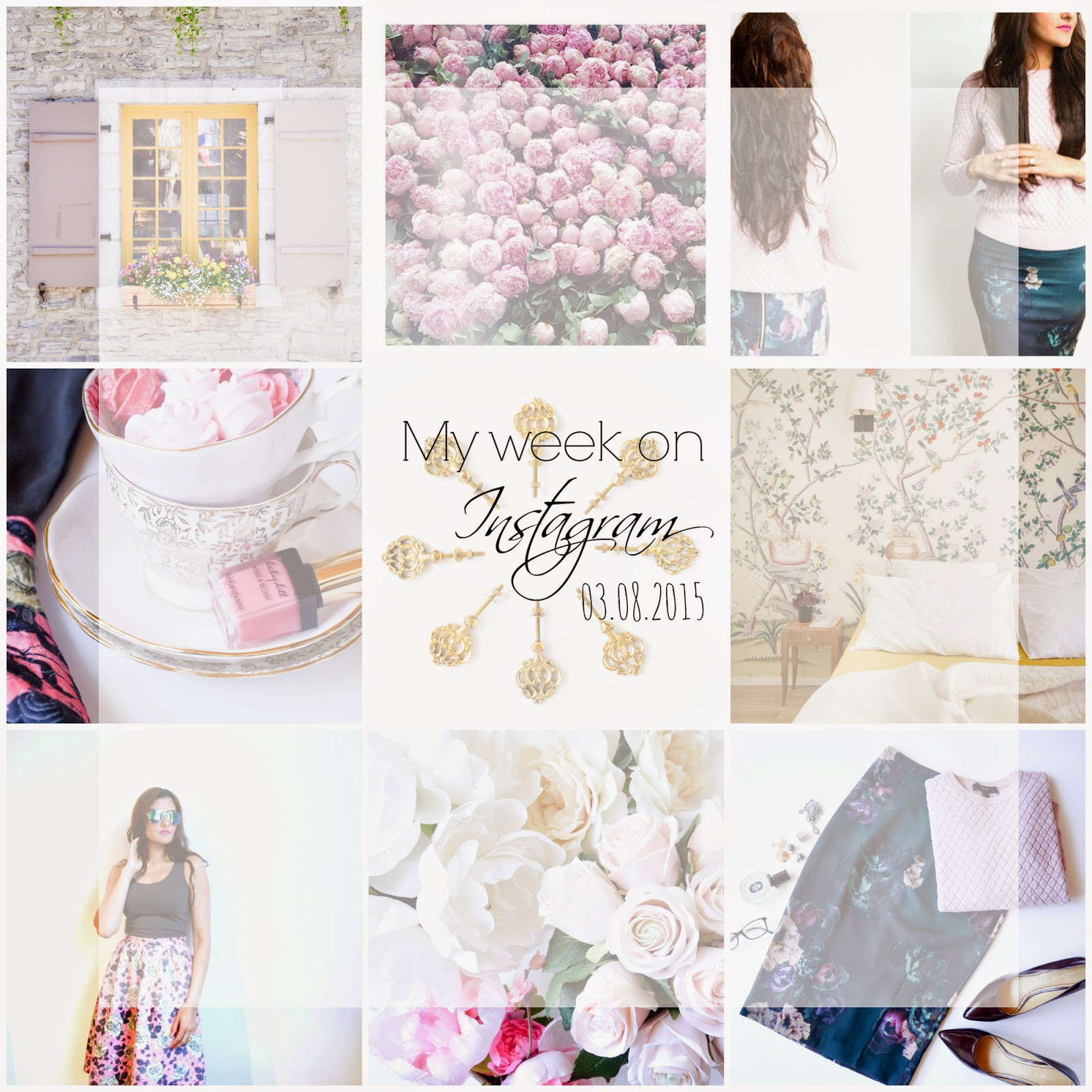 @Navkbrarblog My week on Instagram 03.08.2015