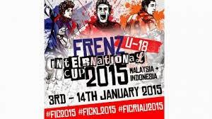 Jadual Dan Keputusan Frenz International Cup 2015