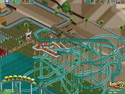 RollerCoaster Tycoon 2 PC Games windows