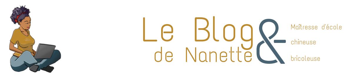 Le blog de Nanette