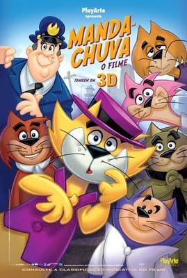 Filme Poster Manda-Chuva - O Filme DVDScr XviD & RMVB Dublado