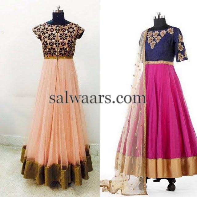 Exclusive Salwars by Mrunalini Rao