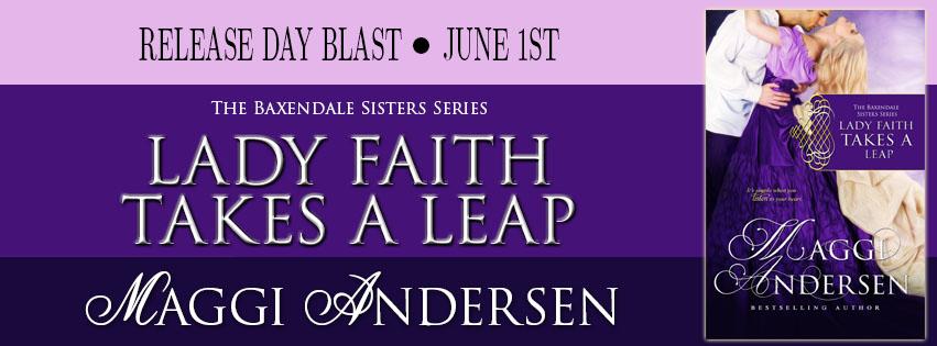 Lady Faith Takes A Leap