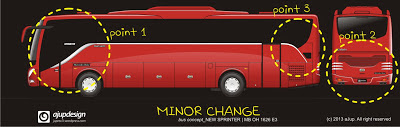 Design bus Jetbus New Sprinter
