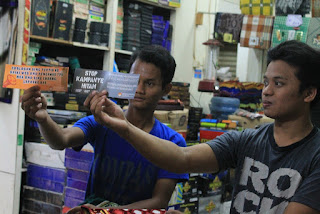 Dikira Pasangan Calon, Panwas Dimintai Uang Saat Sosialisasi Anti Money Politic