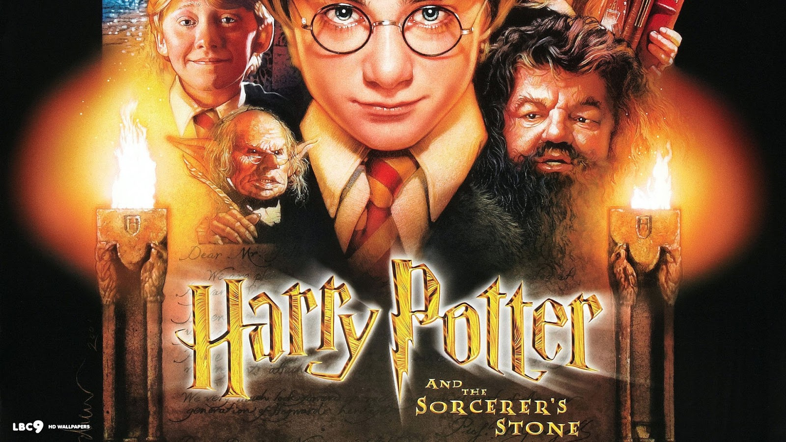 Harry Potter and the Sorcerer`s Stone Wallpaper