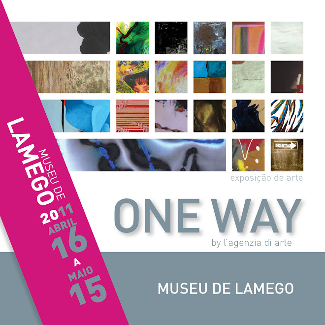 ONE WAY by l'agenzia di arte - Lamego Museum, Portugal