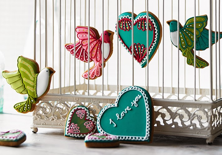 Alternative Valentine's Day with the Biscuiteers