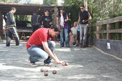 Torneo de Petanca en Camping La Lomilla - Jérez del Marquesado