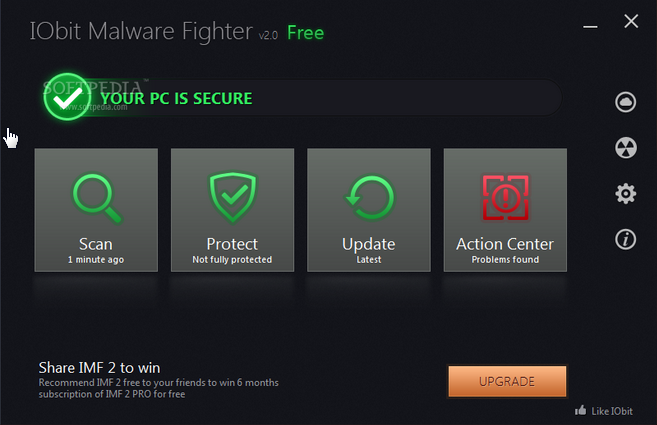 WatFile.com Download Free IObit Malware Fighter PRO 2 serial key download full version | My Free