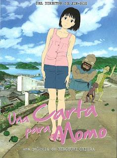Ver Película Una carta para Momo Online Gratis (2011)