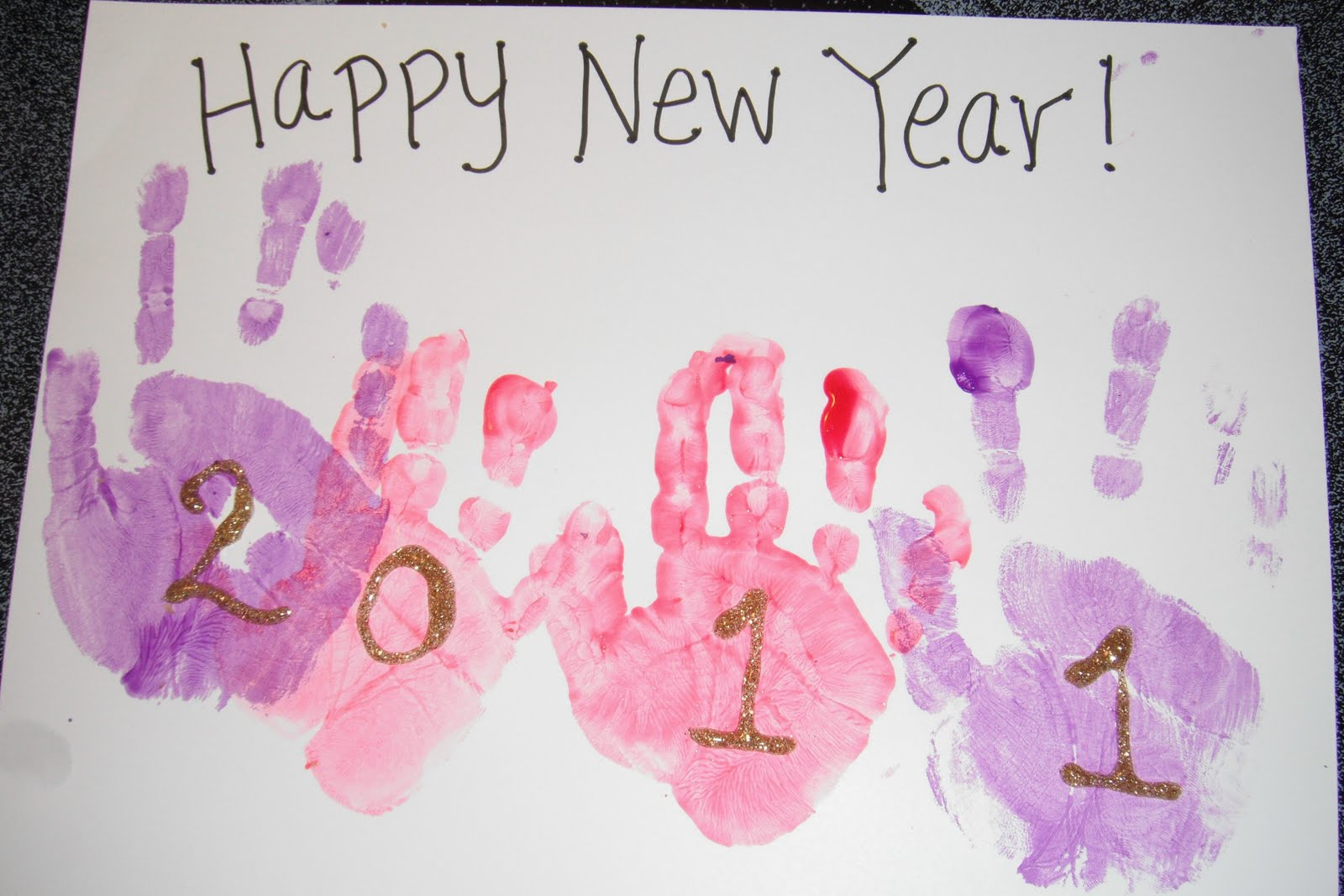 Mrs jackson 39 s class website blog new year crafts arts for New year s crafts for preschoolers