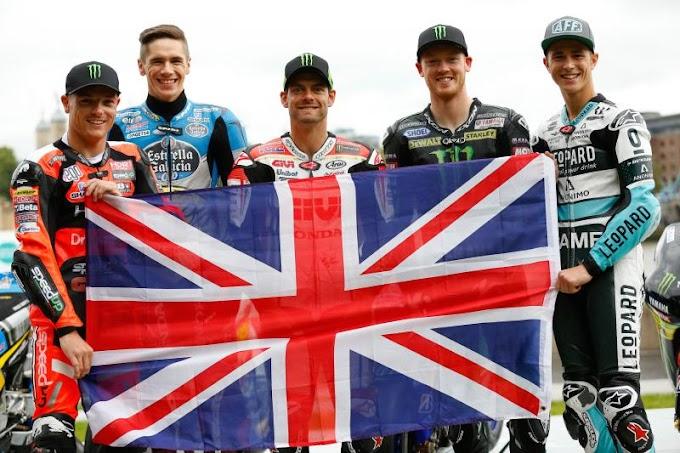 Latihan Bebas Ke 3 Seri 12 Silverstone - Lorenzo Kembali Mendominasi!