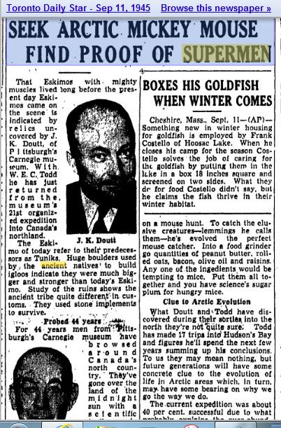 1945.09.11 - Toronto Daily Star