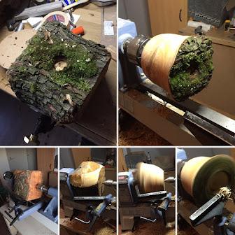 Peren hout