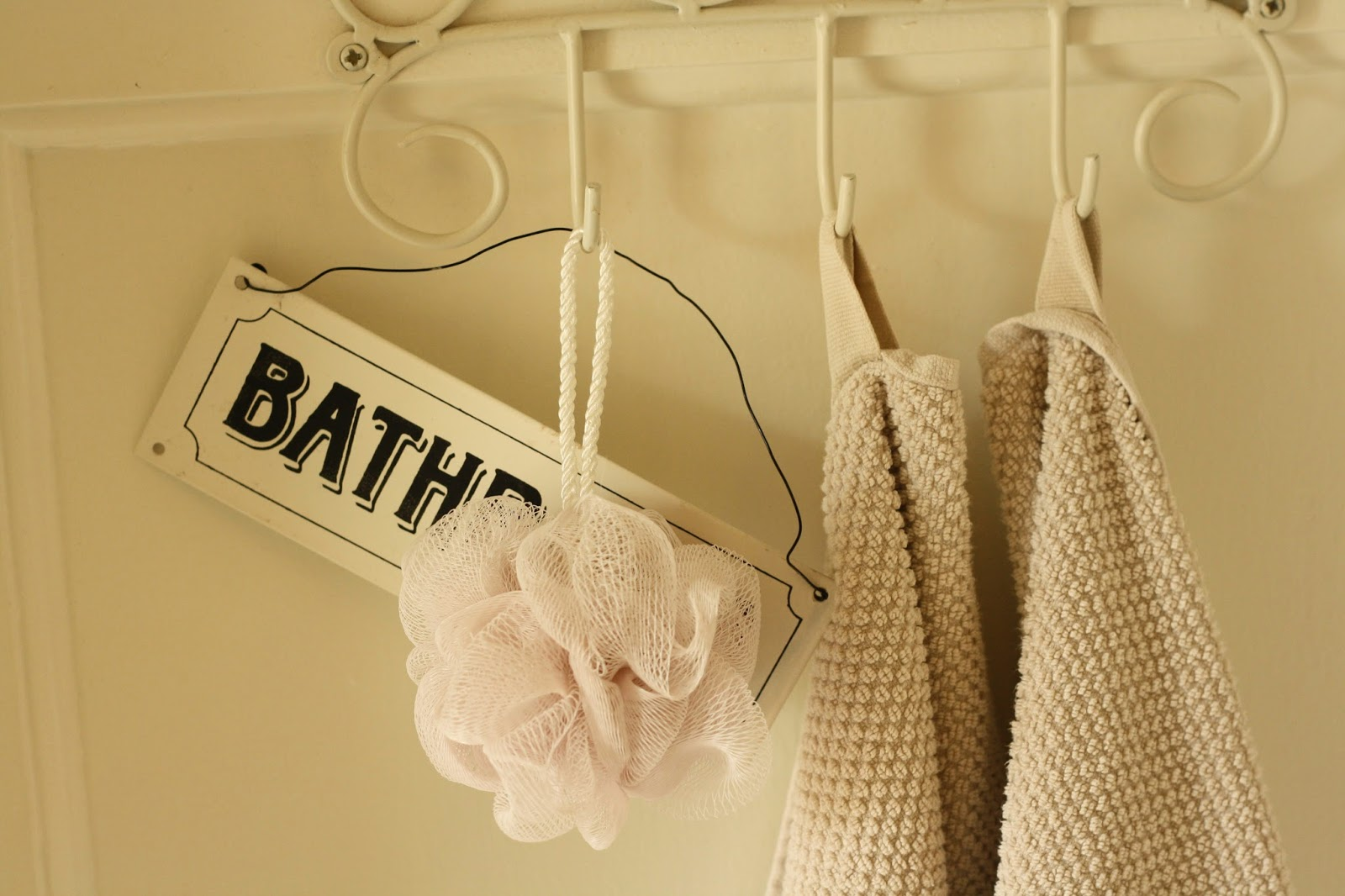 Missmuffin: glimt fra badeværelset