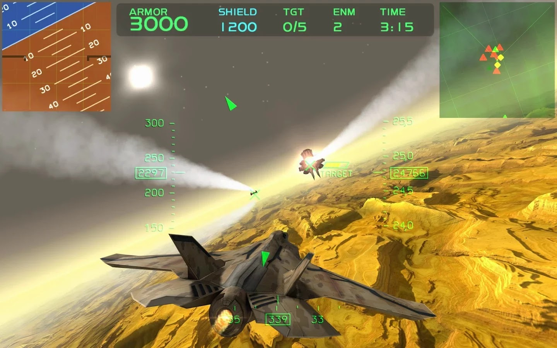 Fractal Combat X v1.5.0.2 Mod