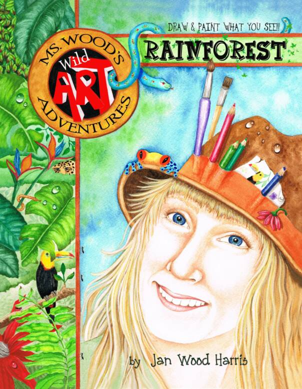 Ms. Wood's Wild Art Adventures GIVEAWAY!!