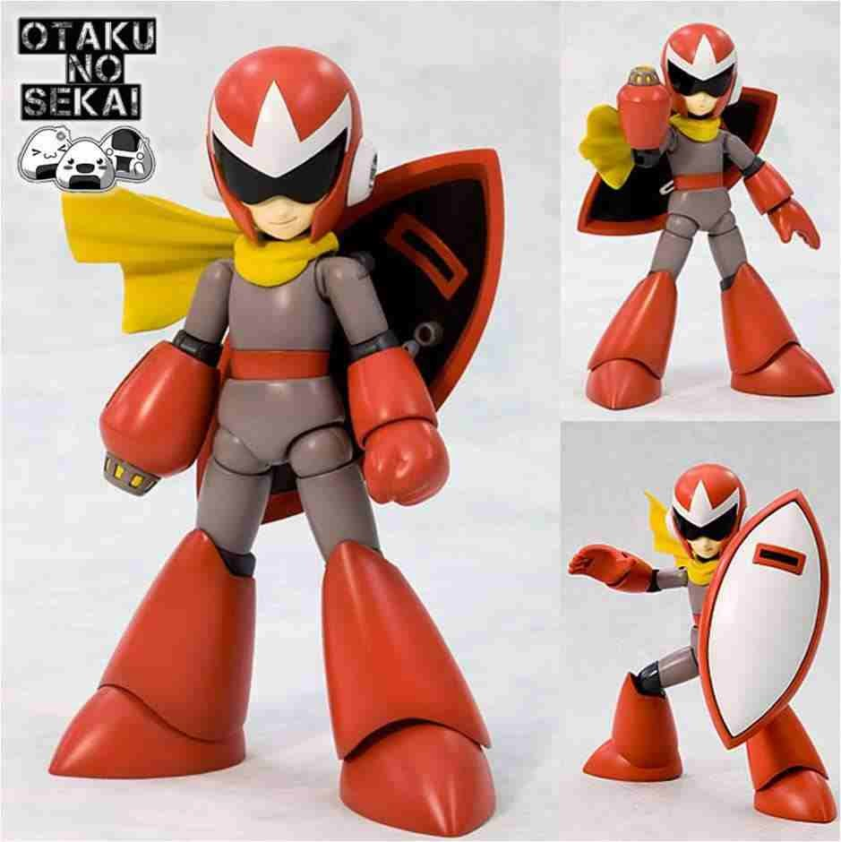 Mega Man 1/10 Plastic Kit