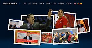 Imagen de la web de Sergio Scariolo - http://www.sergioscariolo.com/