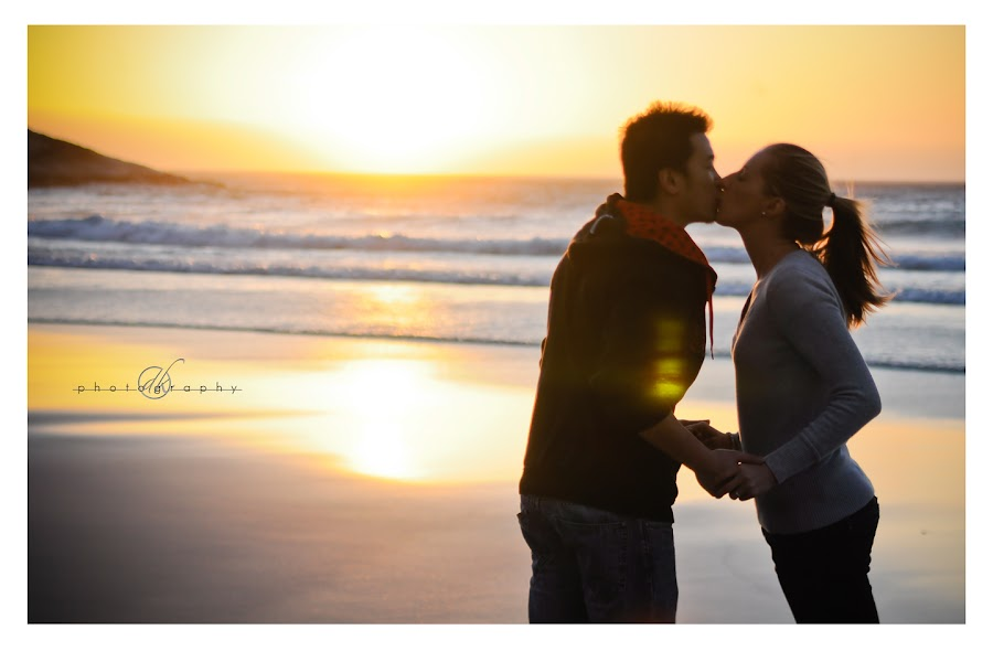DK Photography 1 Kate & Cong's Engagement Shoot on Llandudno Beach  Cape Town Wedding photographer