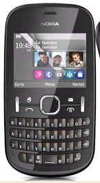 Nokia 200 firmware update