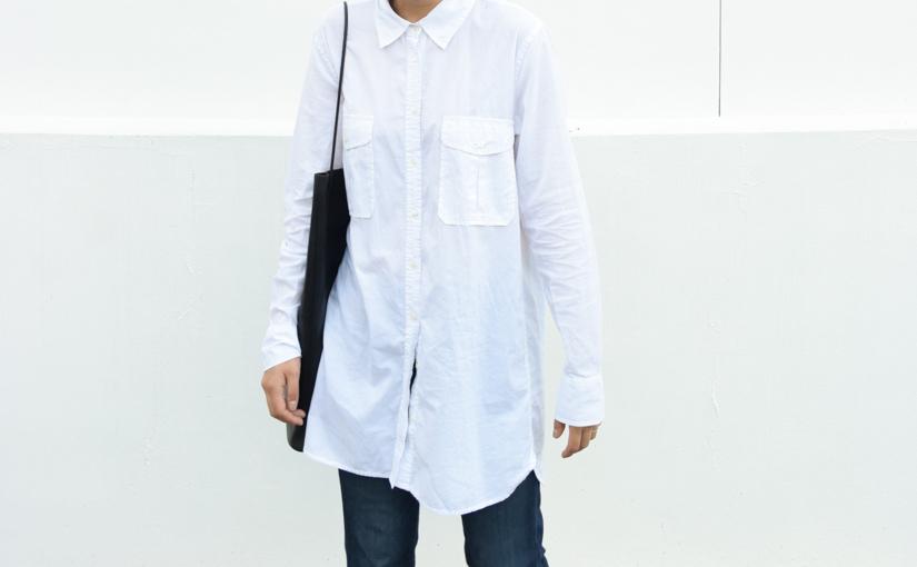 white-boyfriend-shirt-austin-texas-blogger-austinblogger-oversized-jcrew-buildingblock-bag-white-shirt-and-denim