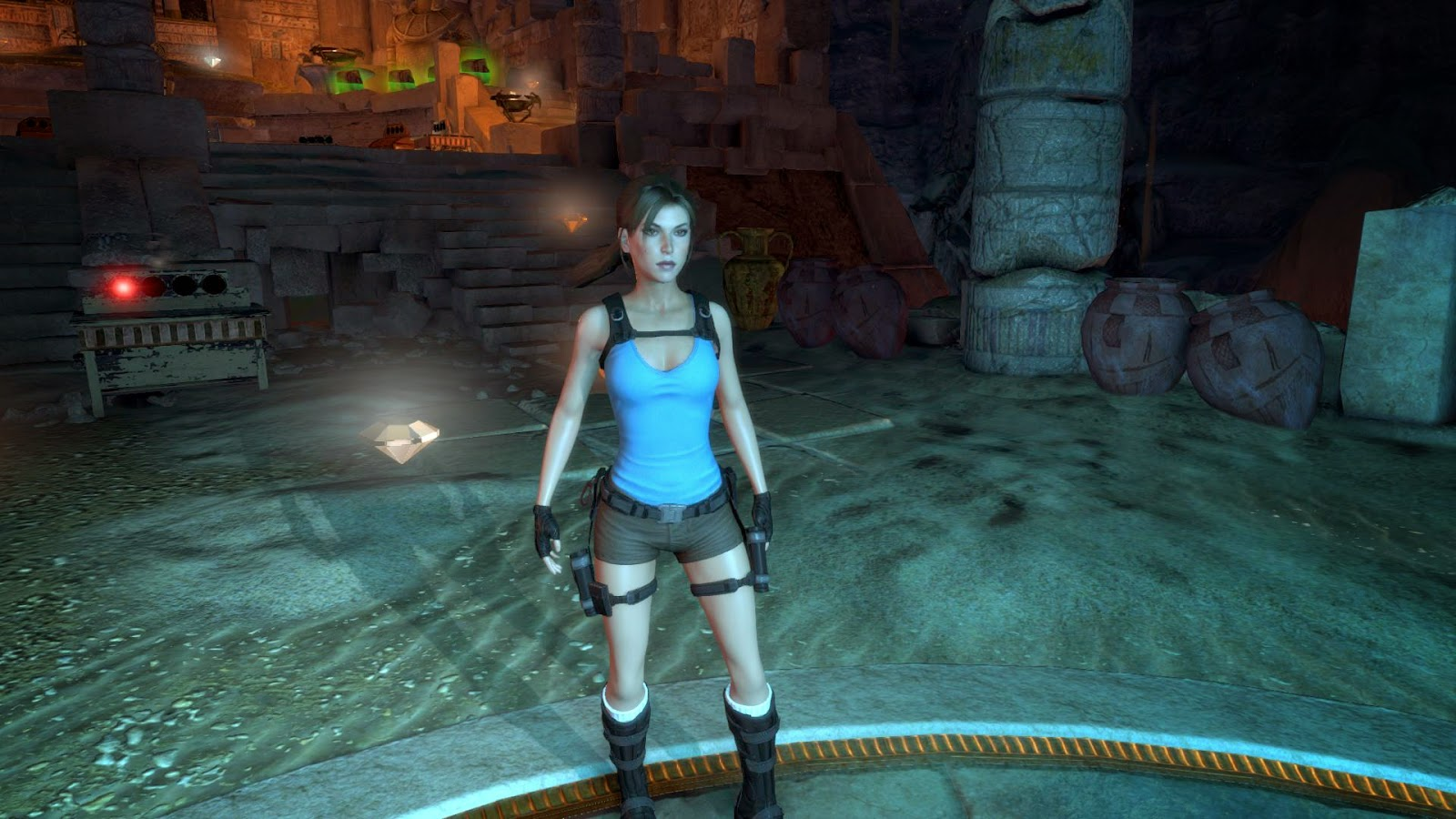 lara croft and the temple of osiris matchmaking Lara croft and the temple of osiris is the sequel to the critically acclaimed lara croft and the guardian of light this all-new adventure takes place in the temple of osiris, hidden deep in the deserts of egypt lara croft arrives at the temple, hoping to be the first inside, but rival treasure hunter carter bell has beaten her to the entrance.