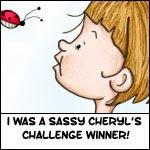 Challenge Winner - Sassy Cheryl's