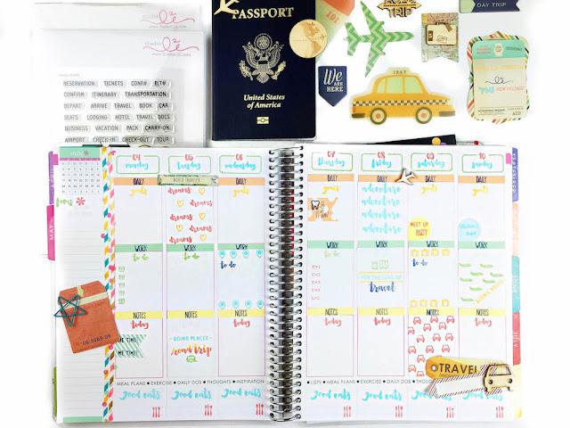 Organize your flights