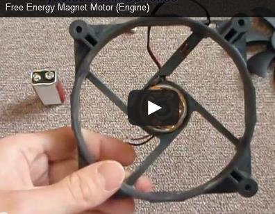 Free Energy Magnet Motor (Engine) | The Wings of Lyra