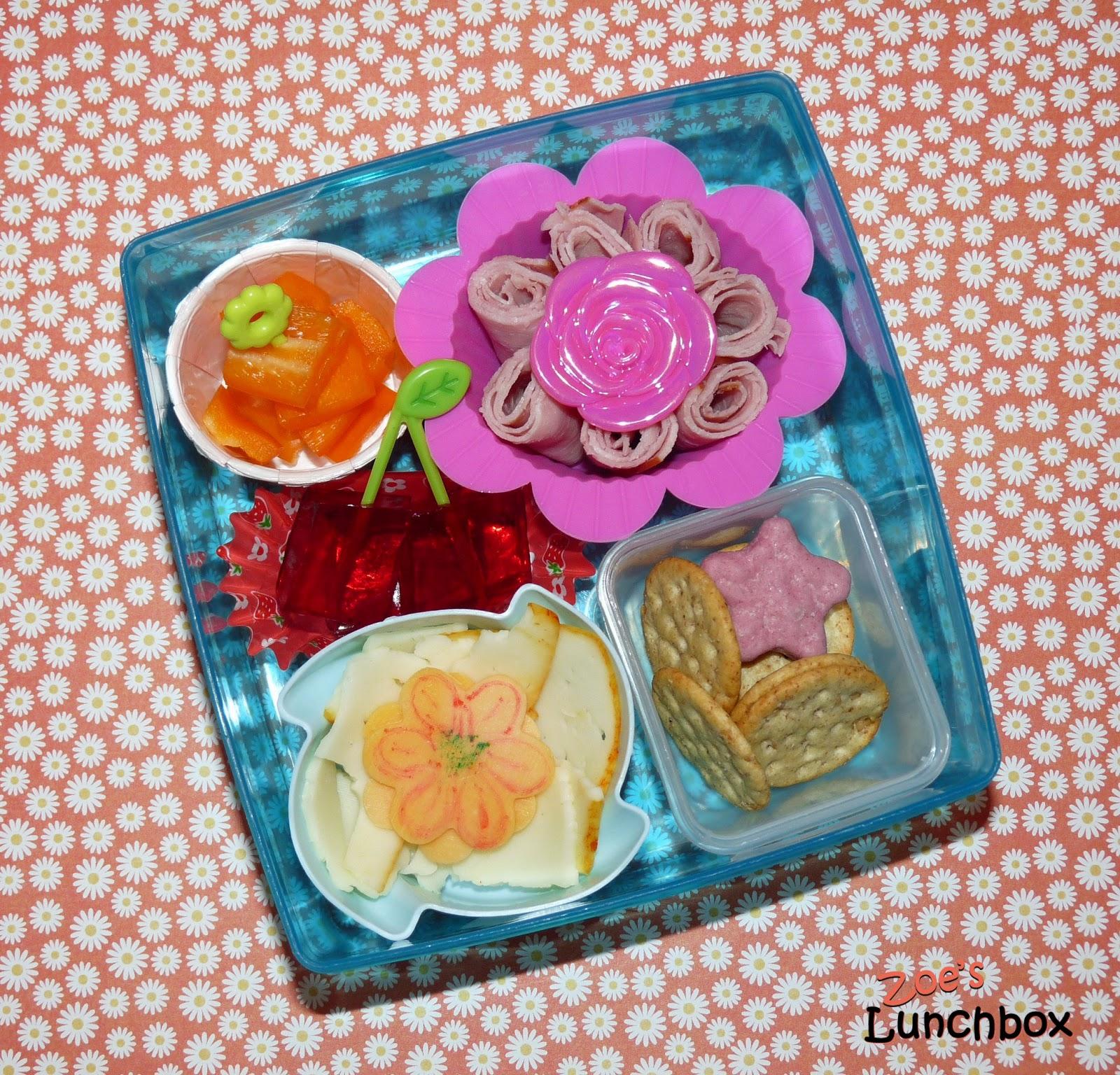 Kindergarten bento lunch
