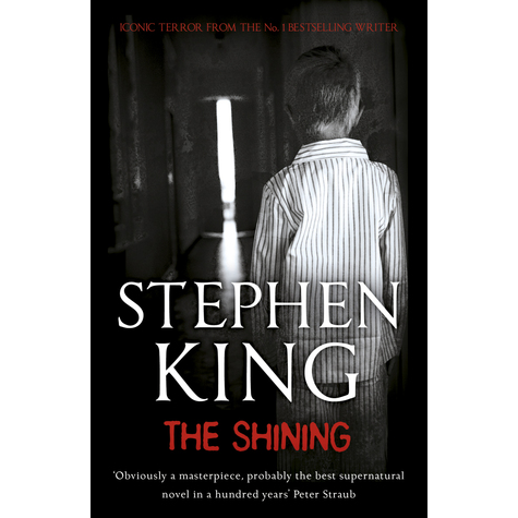 Book Bucket Challenge - The Shining