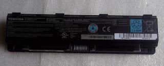 baterai laptop baru, jual baterai laptop original, jual baterai laptop toshiba satellite c800d c800 c840 c40-a c40-b c40d-a c40d-b c40t-a c40t-b c50-a c55 c55dt