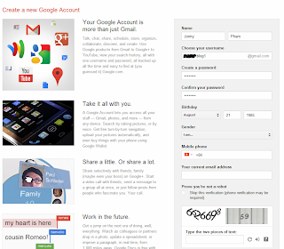 First I recommend you to create a new Gmail account completely