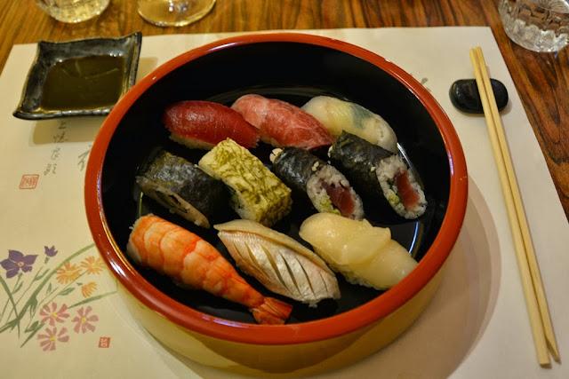 Restaurant Morikawa Den Haag sushi