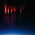 Imprecionantes imágenes de Sprites o fantasmas cósmicos captadas en Alaska