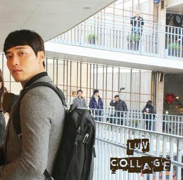 Sinopsis Drama China L.U.V Collage Episode 1-3 (Tamat)