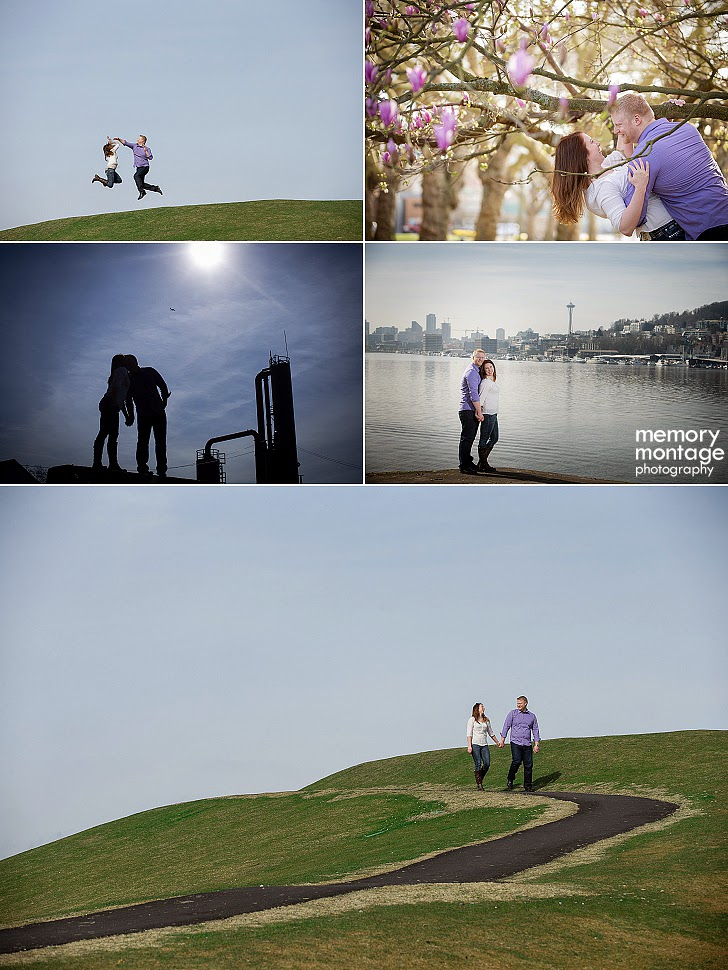 Seattle Engagement Photographe
