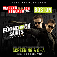 Walker Stalker Con: Boston [2014]