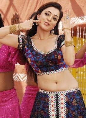 Nisha Agarwal Hot Navel