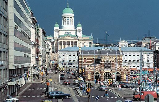 Helsinki e dintorni helsinki in immagini for Capitale finlandese