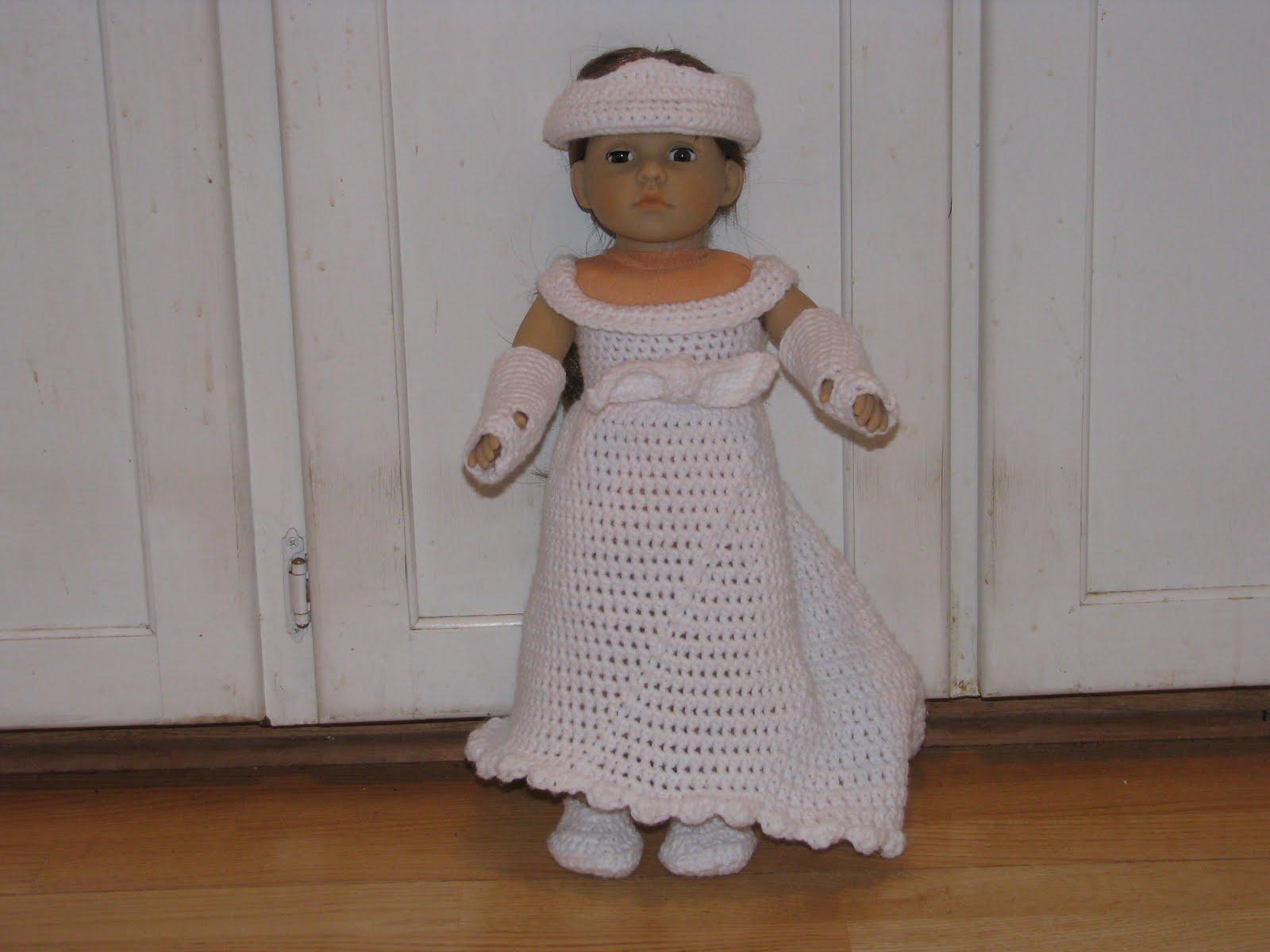 Dress Patterns For American Girl Dolls American Girl Doll Wedding