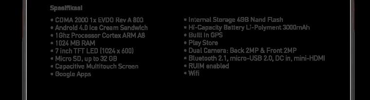 Harga Smartfren Andromax Tab 7.0 terbaru